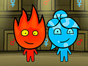 Play Fireboy and Watergirl 1 Forest Temple Online