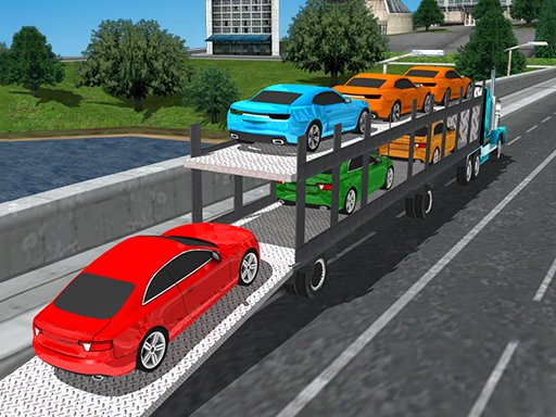 Play Car Transport Truck Online