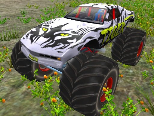 Play Monster Truck Driver Online