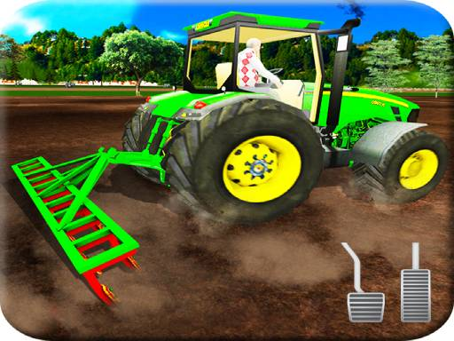 Play Tractor Farming Simulation Online